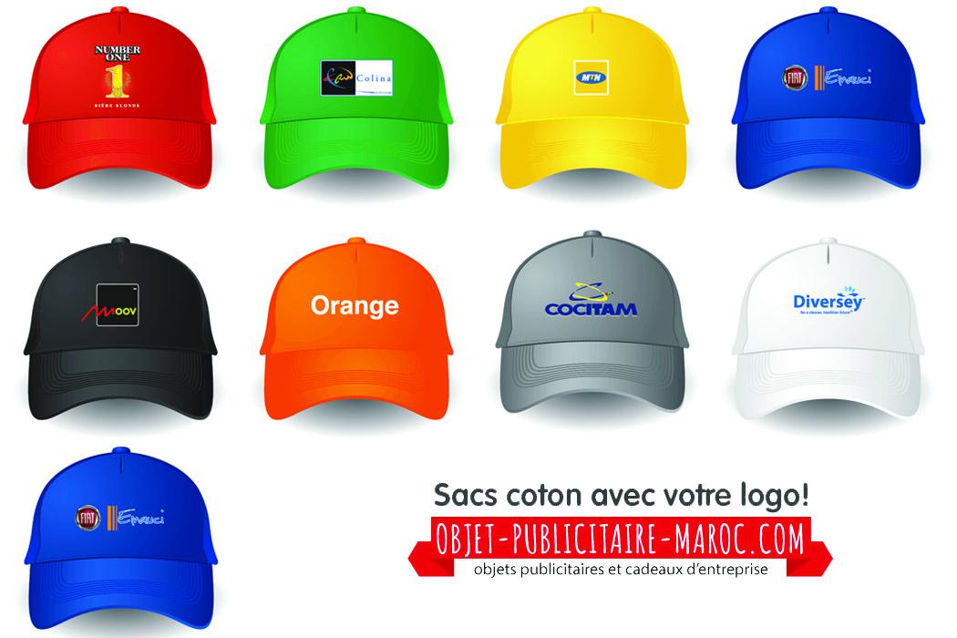 casquettes personnelle marrakech couleur