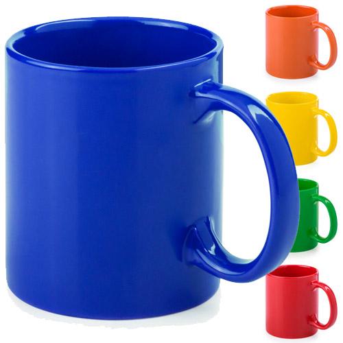 mug publicitaire coloré marrakech maroc
