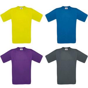 Tee shirt publicitaire homme sérigraphie ou brodé