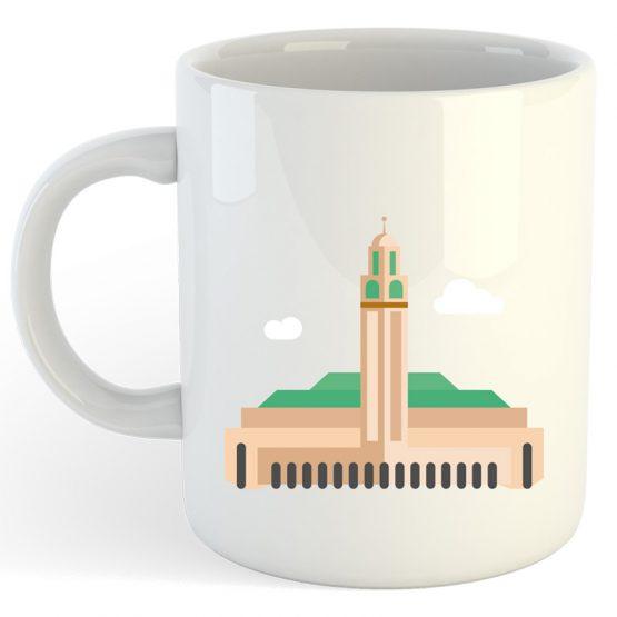 mug casablanca mosque
