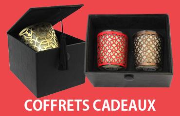 Coffrets cadeaux maroc