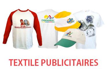 Textile publicitaire maroc